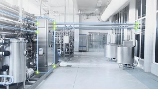 携手联创共展未来,建筑二次供水系统研究实验室落成