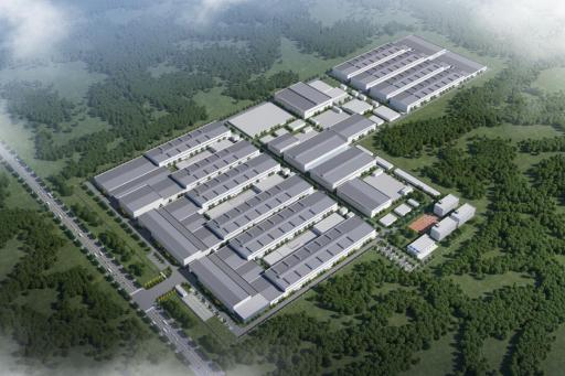 江西英科医疗有限公司年产271.68亿只高端医用手套项目水电工程项目进场报导